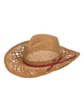 Cowgirl - Straw Hat  ERJHA03047