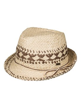 Big Swell - Straw Fedora  ERJHA03084