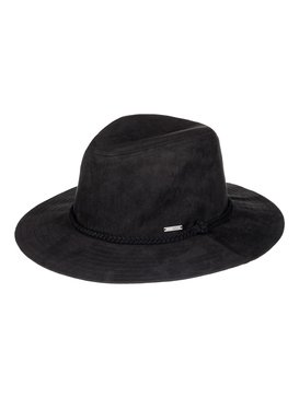 Enjoy Your Party - Faux Suede Fedora  ERJHA03325