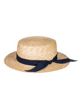 Dream Like A Travel - Straw Boat Hat  ERJHA03383