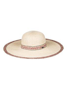Under The Coconuts - Straw Sun Hat  ERJHA03385