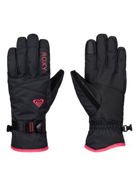 ROXY Jetty Solid - Snow Gloves  ERJHN03042