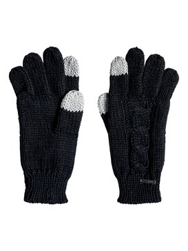 WINTER LOV GLOVES Negro ERJHN03053