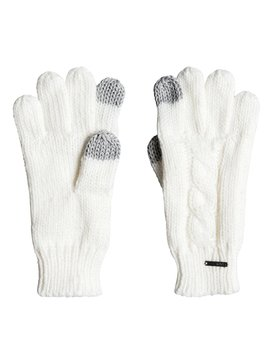 WINTER LOV GLOVES Blanco ERJHN03053