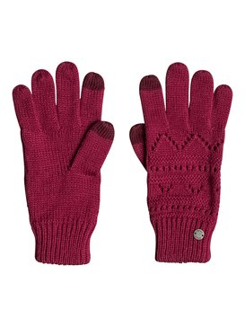 Girl Challenge - Knitted Gloves  ERJHN03086