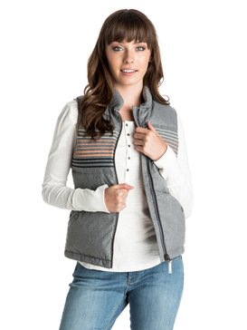 Freedom Stripe - Sleeveless Padded Vest  ERJJK03068