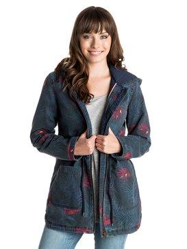 Primo Printed - Parka Style Jacket  ERJJK03092