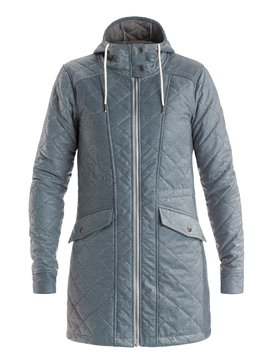Lofty Sweat - Quilted Technical Parka  ERJJK03121