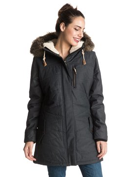 Tara - Quilted Technical Parka  ERJJK03122
