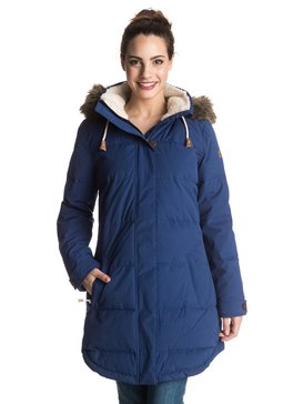 Ellie - Quilted Technical Parka  ERJJK03124