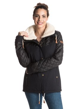 Loran - Quilted Technical Jacket  ERJJK03125