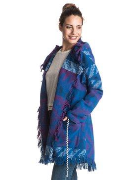 Santa Katalina - Blanket Wrap Coat  ERJJK03144