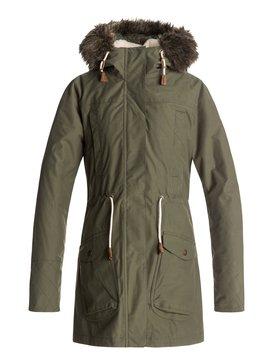 Amy - Waterproof Parka Jacket  ERJJK03184