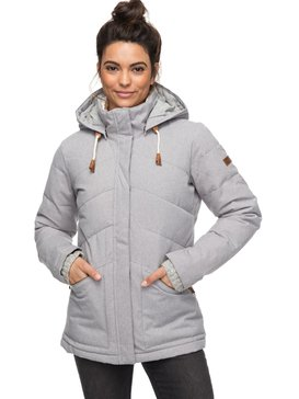 Nancy - Waterproof Hooded Insulator Jacket  ERJJK03187