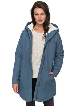 Deep Seas - Water Repellent Longline Parka  ERJJK03196