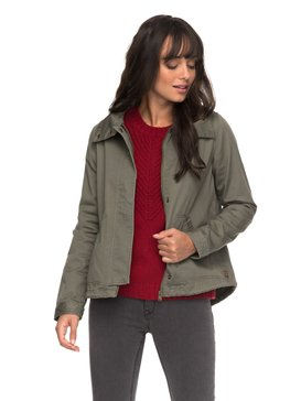 Womens army green jacket old navy