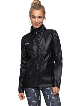 Tahima - Water-Repellent Running Jacket  ERJJK03206