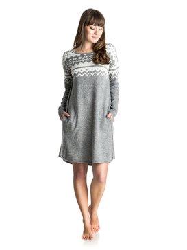 Sol Mate - Sweater Dress  ERJKD03010