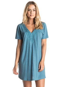 Dust In The Wind - T-Shirt Dress  ERJKD03101