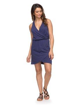 Ocean Skyline - Wrap Dress  ERJKD03159