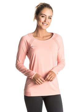 Risingrun - Long Sleeve Workout Top  ERJKT03128