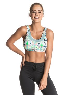 Lemonee Printed - Sports Bra  ERJKT03244