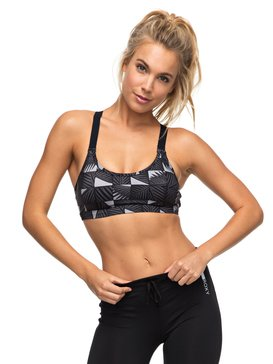 Lhassa - Sand To Sea Sports Bra  ERJKT03320