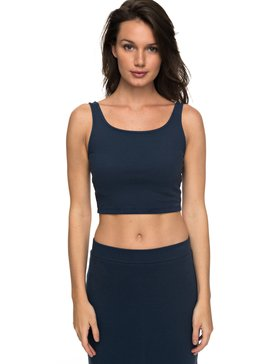 Grenadin Island - Strappy Crop Top  ERJKT03353