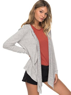 Vermont Escape - Hooded Cardigan  ERJKT03415