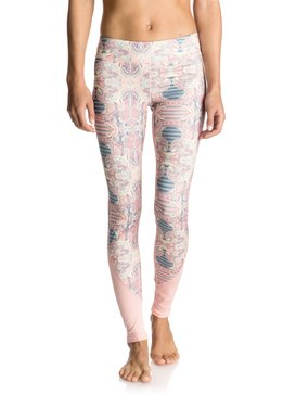 Imanee Printed - Yoga Pants  ERJNP03097