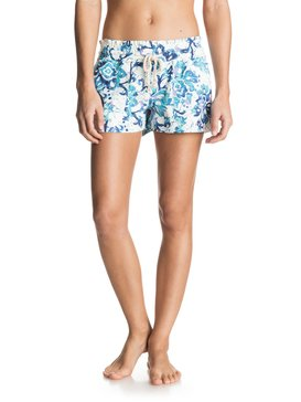OCEANSIDE SHORT PRINTED White ERJNS03030