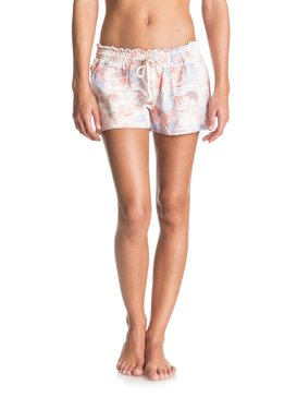 OCEANSIDE SHORT PRINTED Marrón ERJNS03034