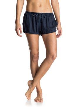 Mystic Topaz - Viscose Shorts  ERJNS03077