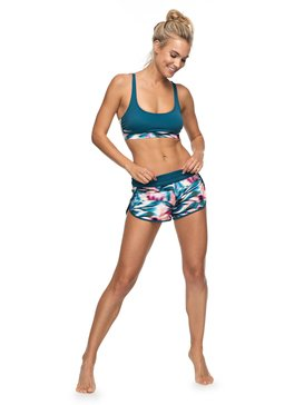 Gonna Groove - Reversible Sand To Sea Shorts  ERJNS03109