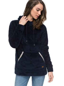 Changing Tides - Fluffy Fleece Hoodie  ERJPF03025