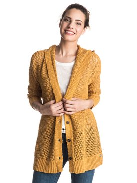 Stay Awhile - Hooded Cardigan  ERJSW03147