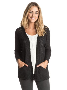 Move On Up - Open-Front Cardigan  ERJSW03164