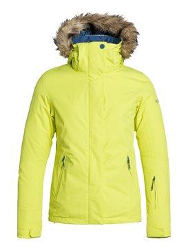 Jet Ski Solid -  Snowboard Jacket  ERJTJ03005