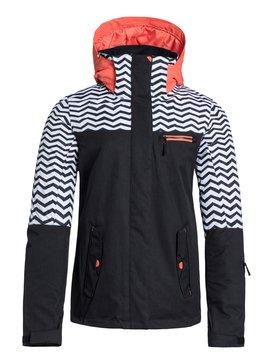 Jetty Block -  Snowboard Jacket  ERJTJ03007