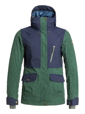 Tribe -  Snowboard Jacket with Biotherm  ERJTJ03015