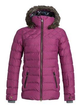 Quinn -  Snowboard Jacket with Biotherm  ERJTJ03022
