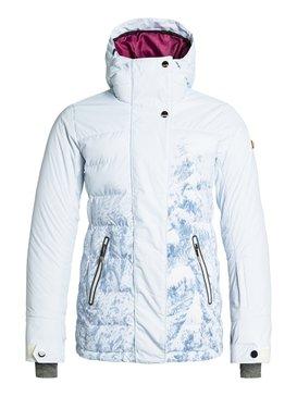 Torah Bright Crystalized -  Snowboard Jacket with Biotherm  ERJTJ03030