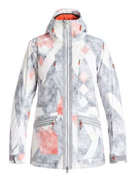 Torah Bright Ascend - Snow Jacket  ERJTJ03043