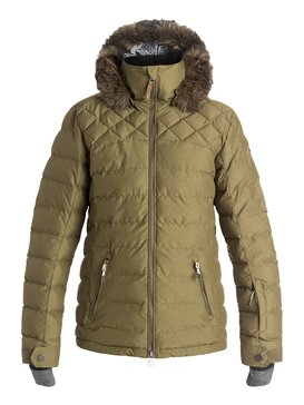 Quinn - Quilted Snow Jacket  ERJTJ03046
