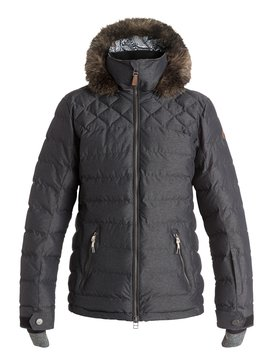 Quinn - Quilted Snow Jacket  ERJTJ03046
