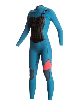 Performance 4/3mm - Chest Zip Full Wetsuit  ERJW103001
