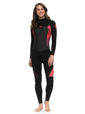 Syncro 4/3mm - Chest Zip Full Wetsuit  ERJW103006