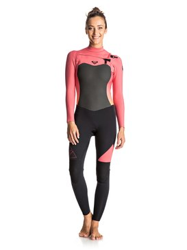 Syncro 3/2mm - Chest Zip Full Wetsuit  ERJW103011