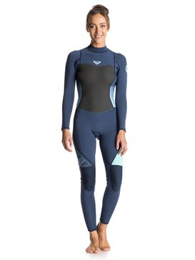 Syncro 3/2mm - Back Zip Full Wetsuit  ERJW103014