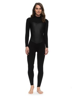 3/2mm Satin Back Zip - Full Wetsuit  ERJW103021